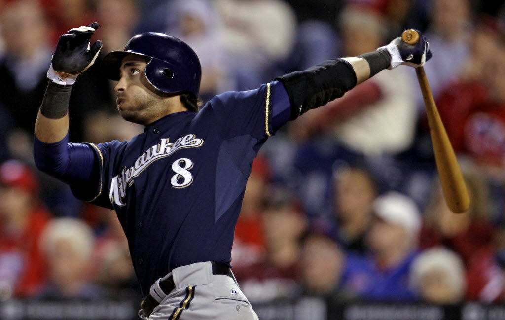 WATCH: 4-year-old boy with perfect imitation of Ryan Braun