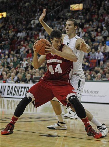 Kaminsky, Dekker coming back to Wisconsin