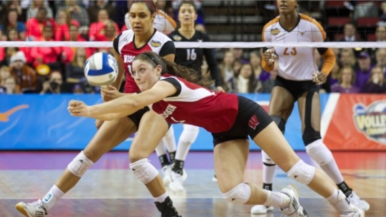 Volleyball: Badgers, Gophers, more-watch free