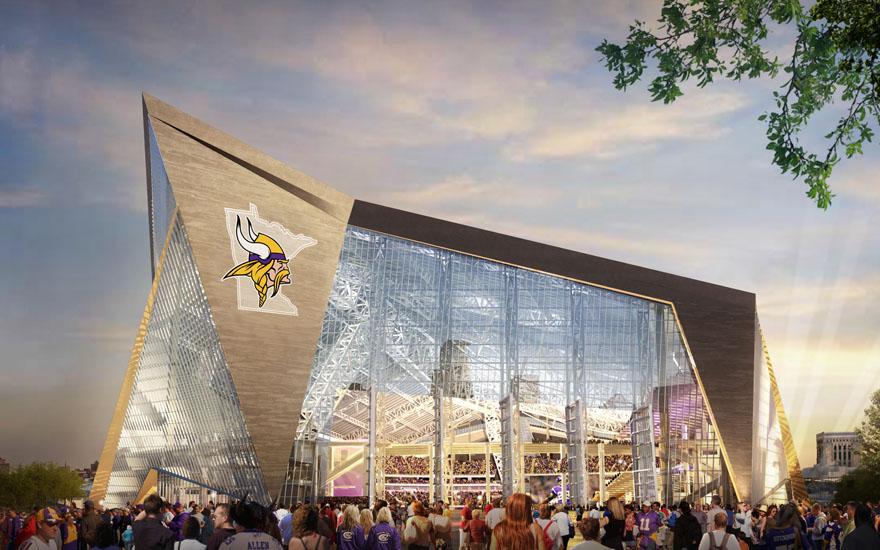 Vikings new stadium could be a bird killer