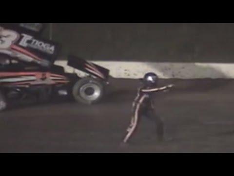 Tony Stewart hits and kills driver