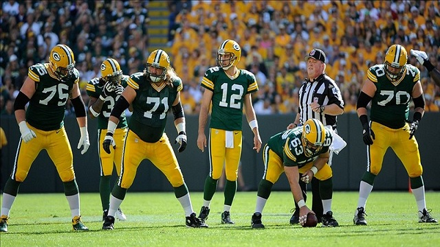 Packers lose OT Barclay