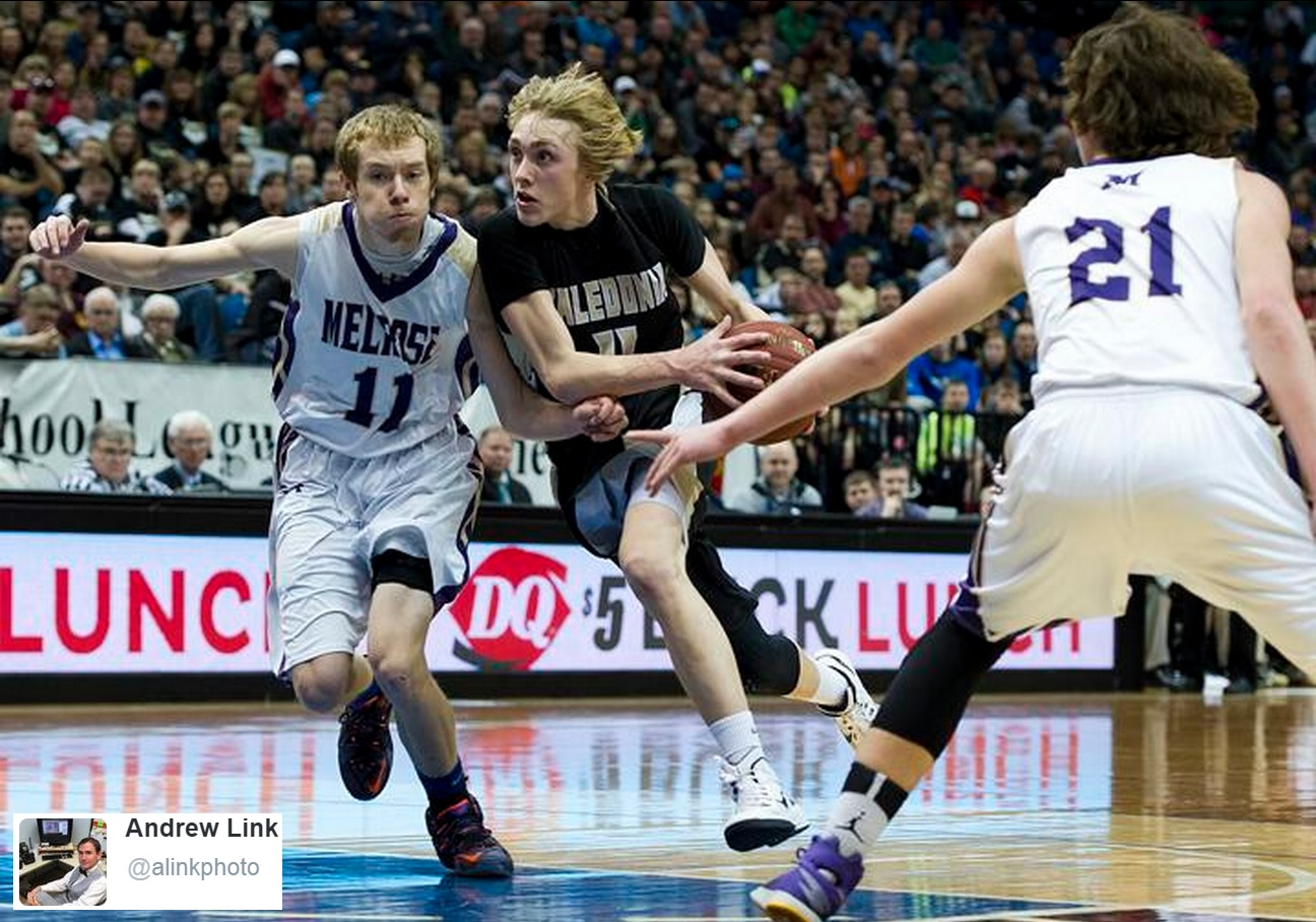 Caledonia can't beat fate in championship