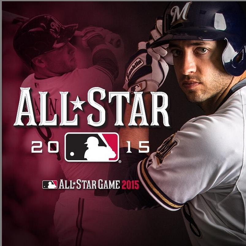 Braun named to NL all-star roster