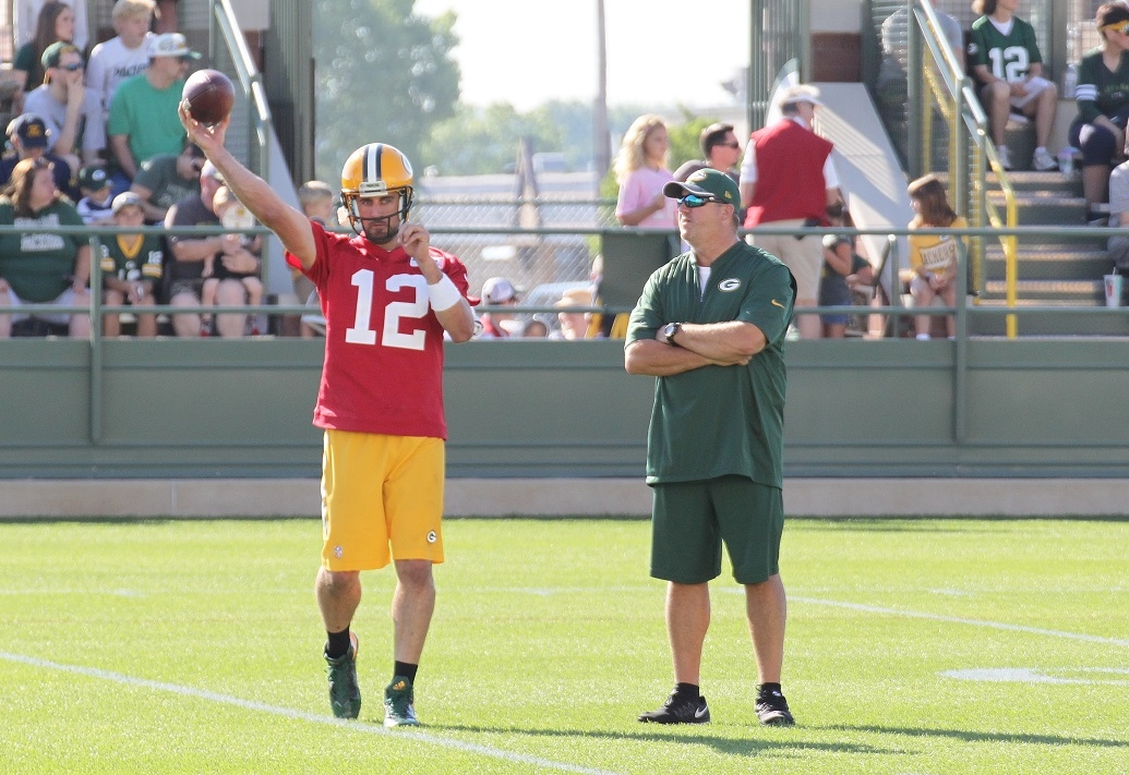 Stat sets Rodgers apart as, perhaps, greatest QB in NFL history