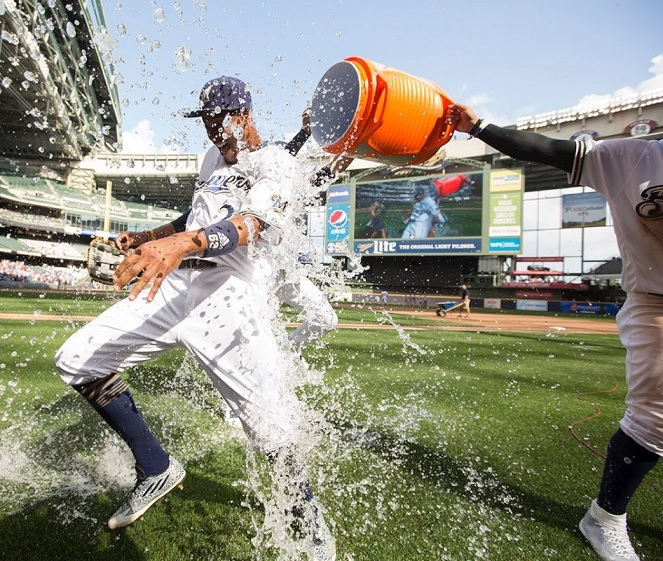 Did Broxton's catch save the Brewers' season?