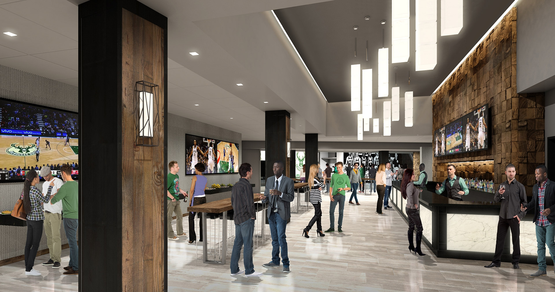 Milwaukee Bucks look for artwork to fill new arena