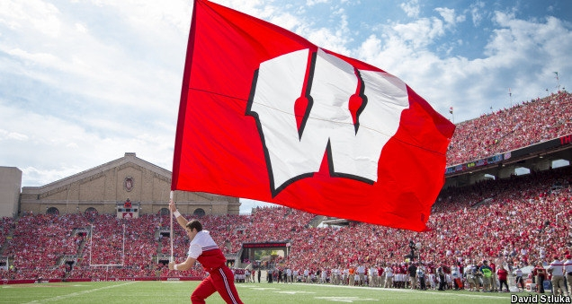 Ho-hum: Wisconsin a favorite to win Big Ten West again