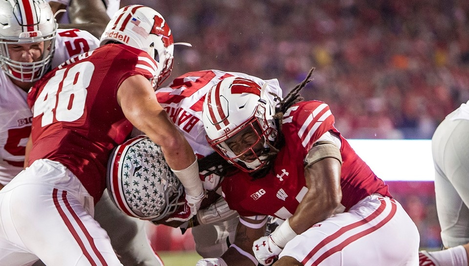 Jack Cichy's injury puts Wisconsin's LB depth to quick test