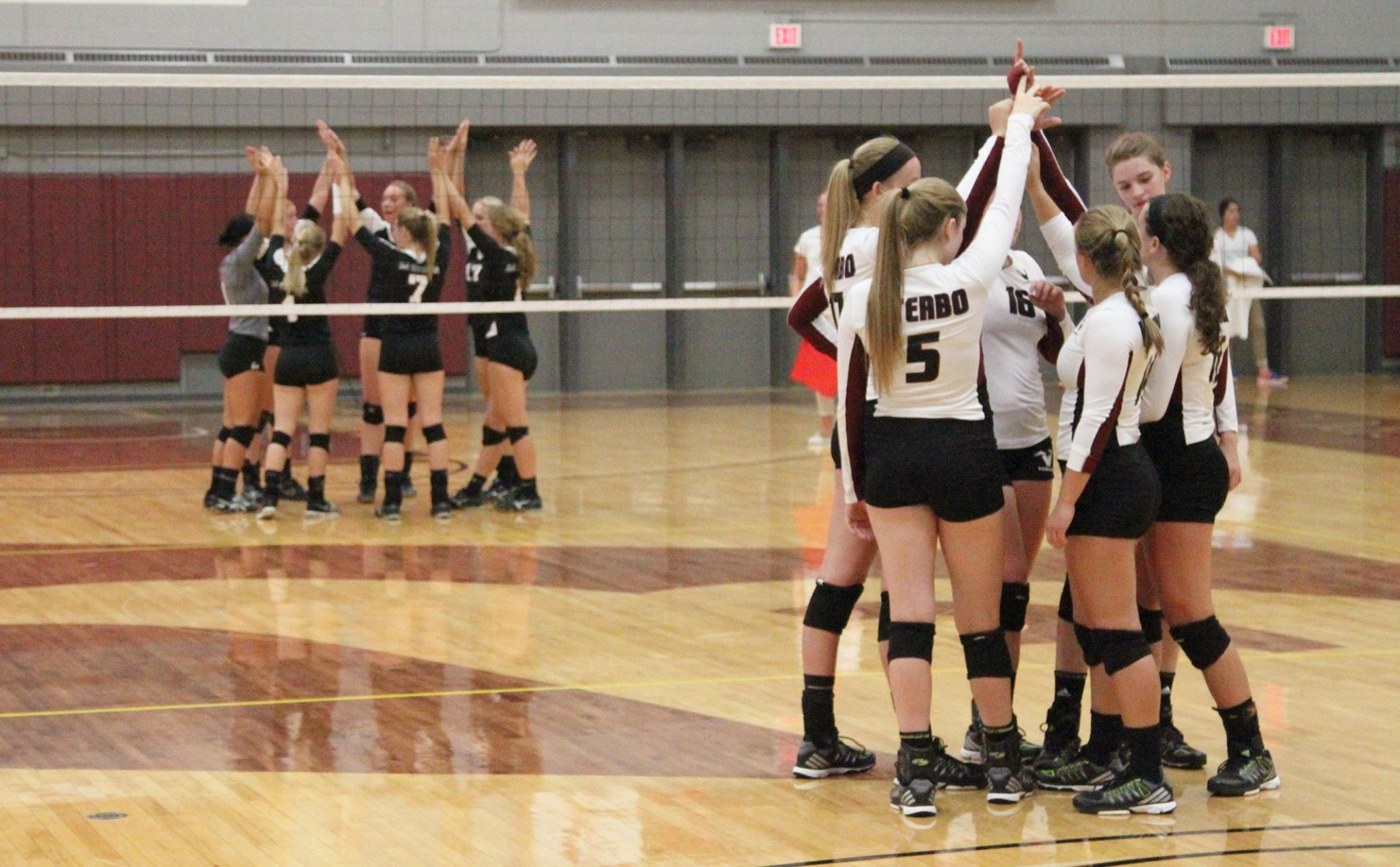 Viterbo, UW-L volleyball off to undefeated starts before intracity game Wednesday