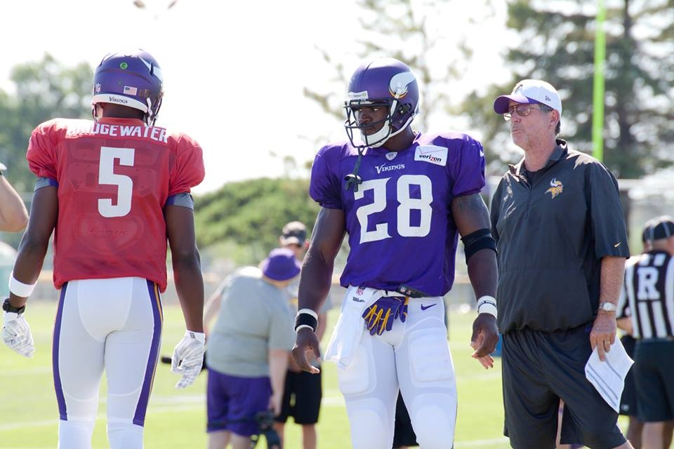 Saints RB Adrian Peterson says assuming he's not still elite is crazy