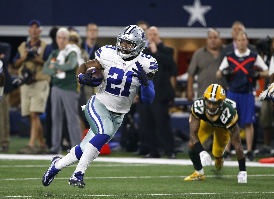 Court clears way for 6-game suspension of Cowboys RB Ezekiel Elliott