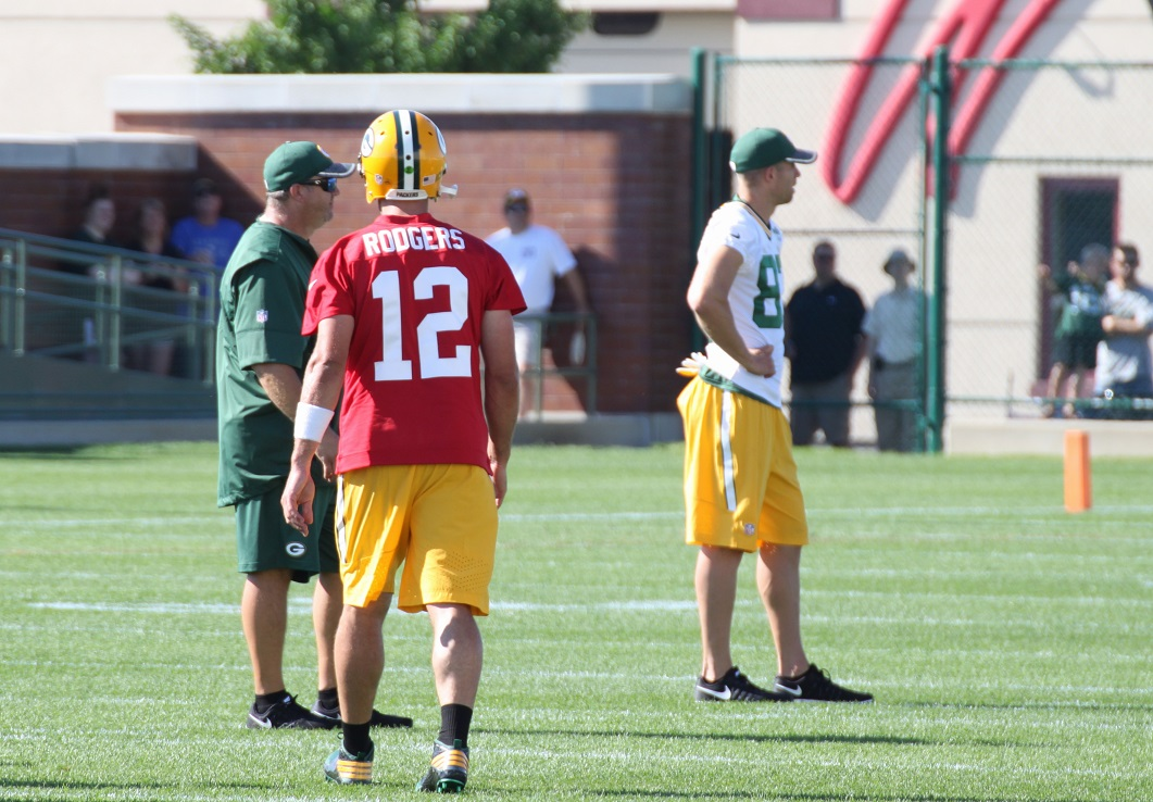 "Packers in similar spot a year after ""run-the-table"" streak"