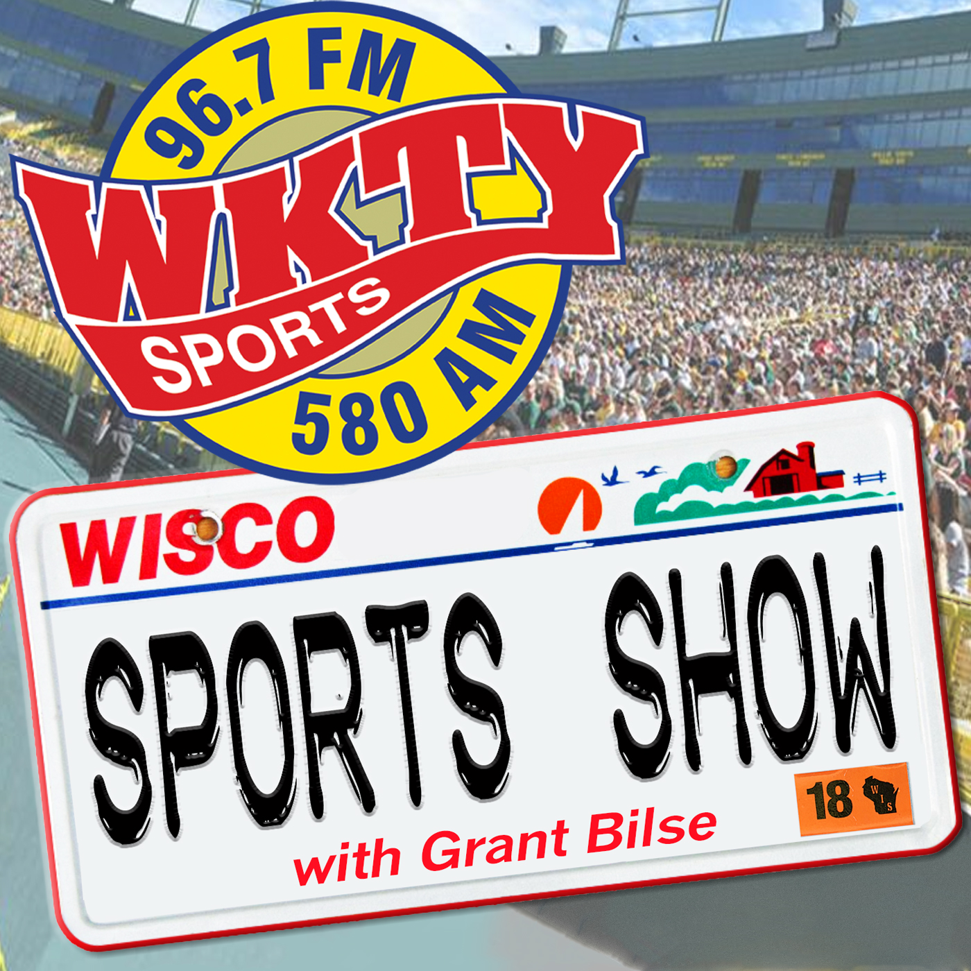 """""""Wisco Sports Show"""" host Grant Bilse joins Dave"""