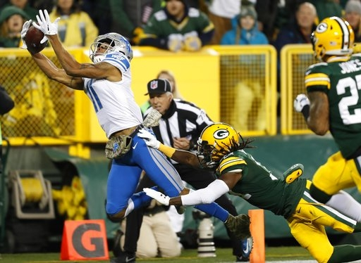 Not much at stake for this year's Lions-Packers finale