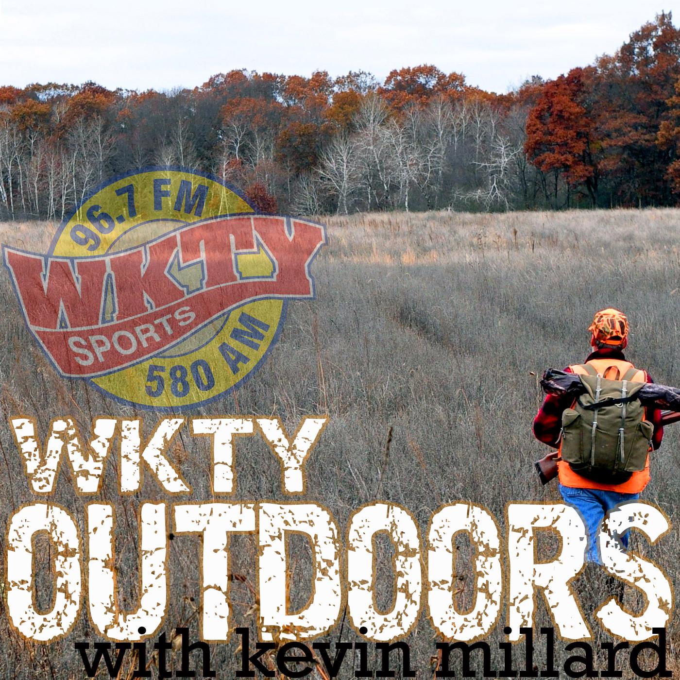 WKTY Outdoors-Fall Walleye Fishing