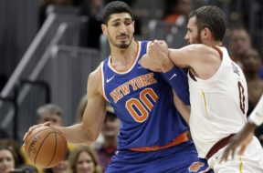 Kevin Love, Enes Kanter