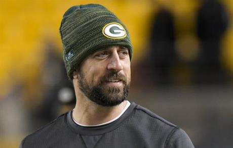 Aaron Rodgers returns to Green Bay Packers practice