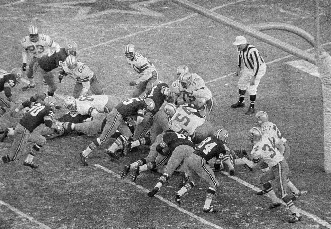 Tales from the cold: Ice Bowl still chills 50 years later