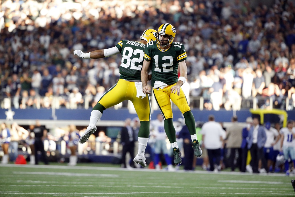 Rodgers' return breathes life into Packers playoff hopes