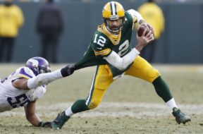 APTOPIX Vikings Packers Football