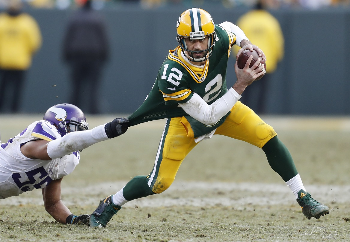 The Latest: Contract talks with Rodgers 'sooner than later'