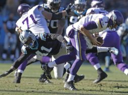 Case Keenum, Captain Munnerlyn