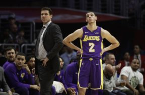Luke Walton, Lonzo Ball