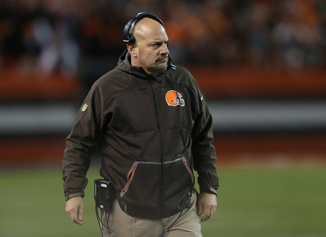 Packers to hire former browns head coach as defensive coordinator