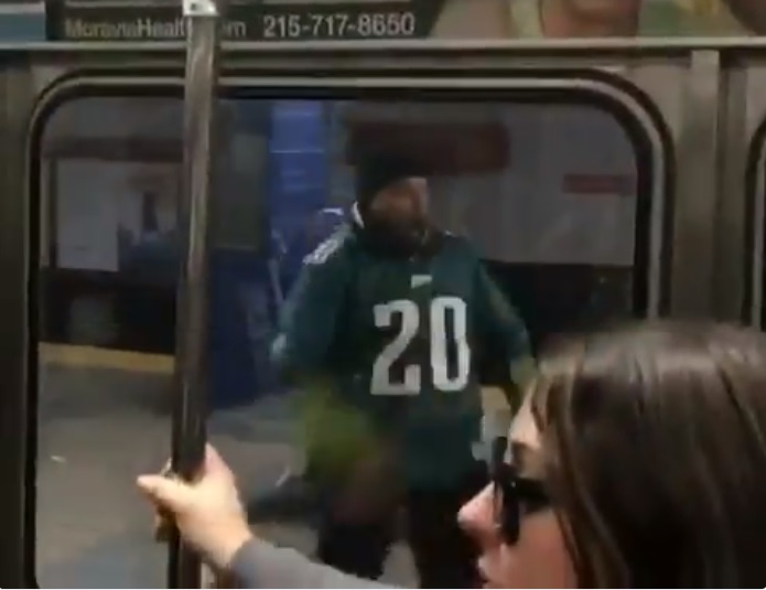 The only L taken in Philly on Sunday
