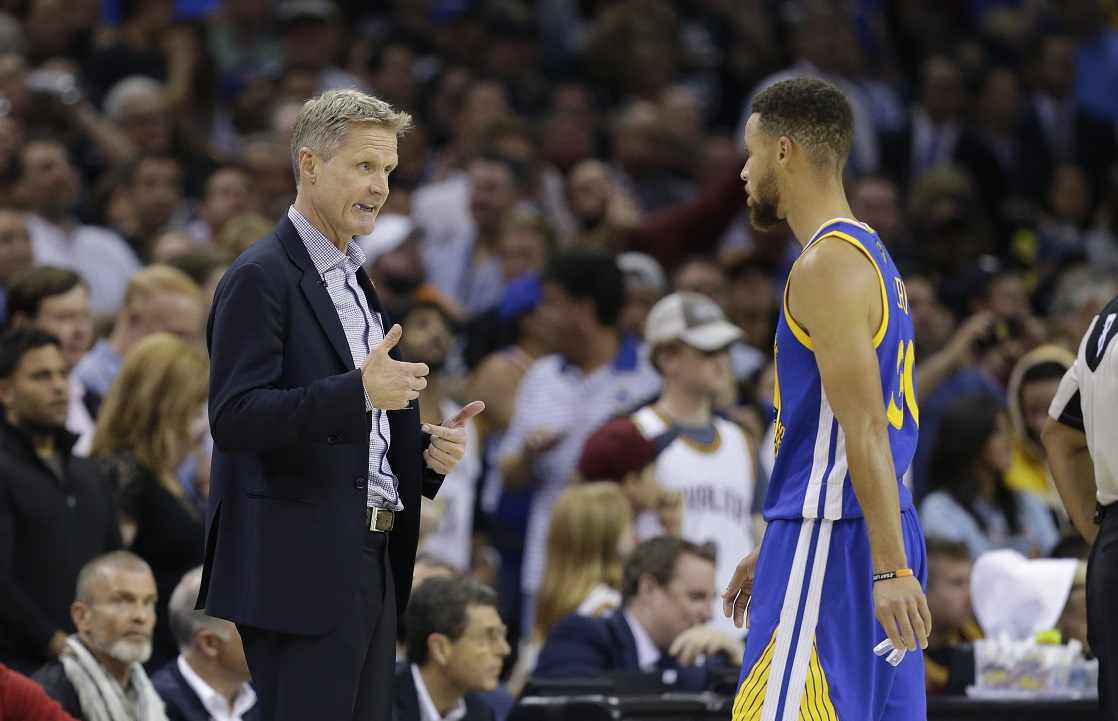 Without Curry or top seed, Warriors face different playoffs