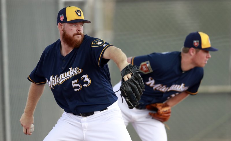 WOODRUFF vs. VERLANDER: Brewers look to get one from MLB's best tonight in Houston