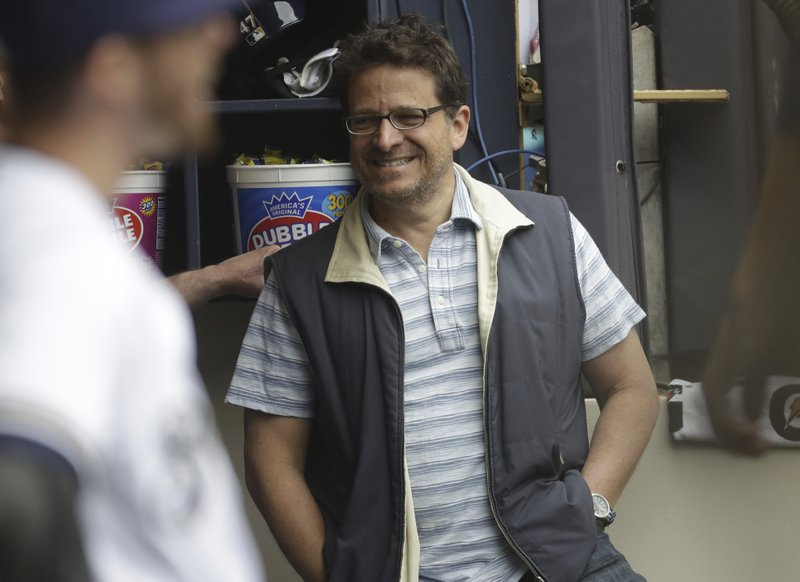 Brewers owner Attanasio has eye on ending playoff drought