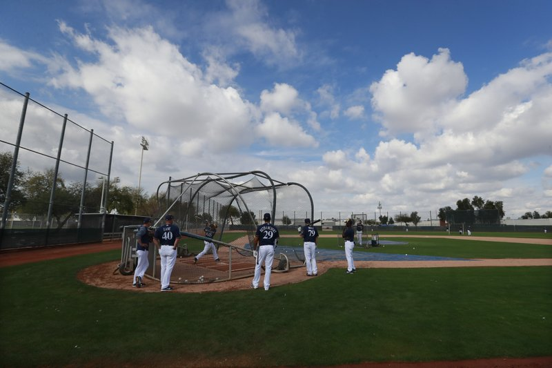 Brewers finalize details of spring complex renovations