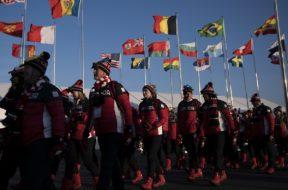 Pyeongchang Olympics Canada