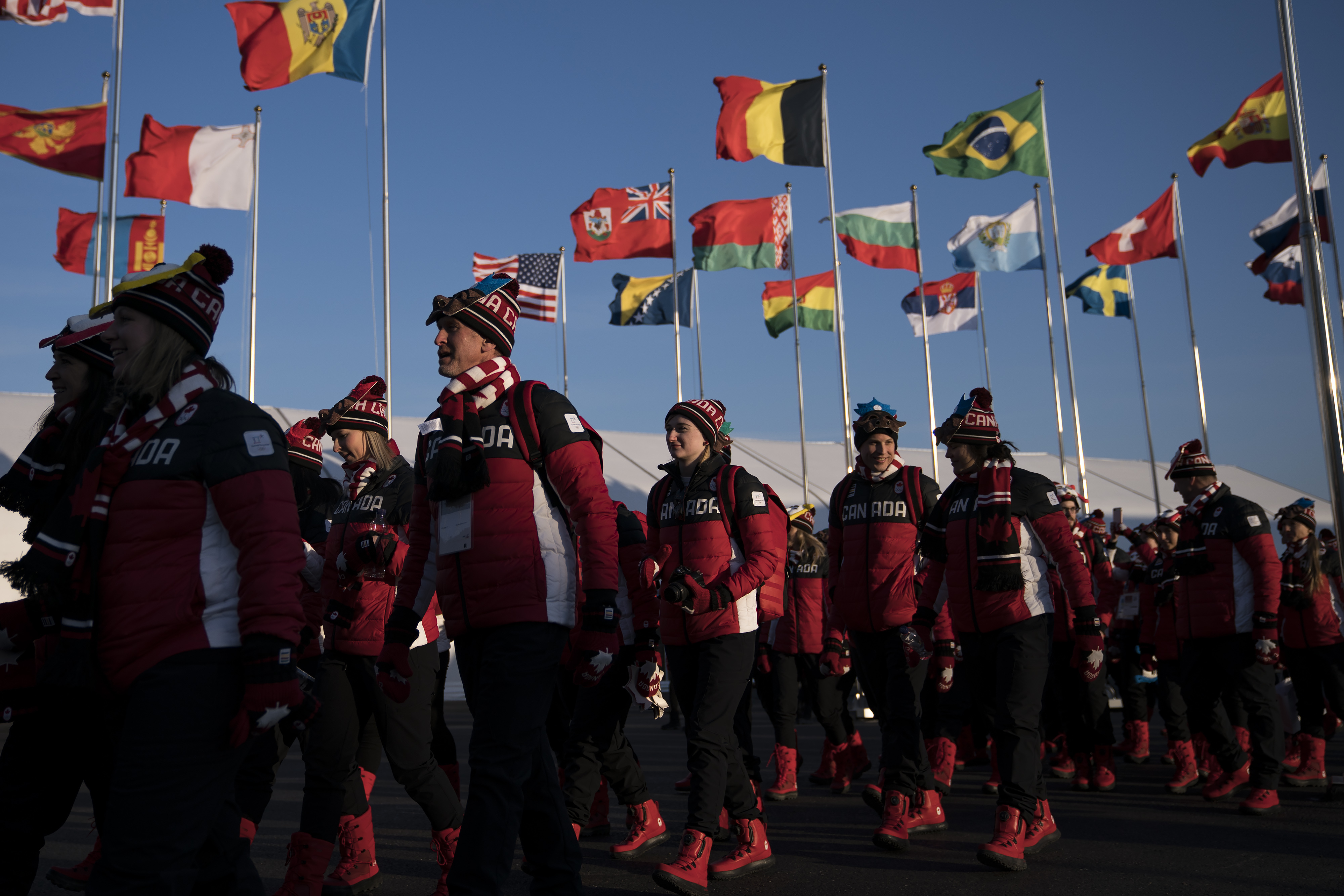 The day after: Pyeongchang breathes, bids Olympics farewell