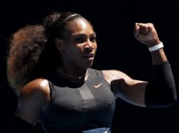 Serena Williams AP