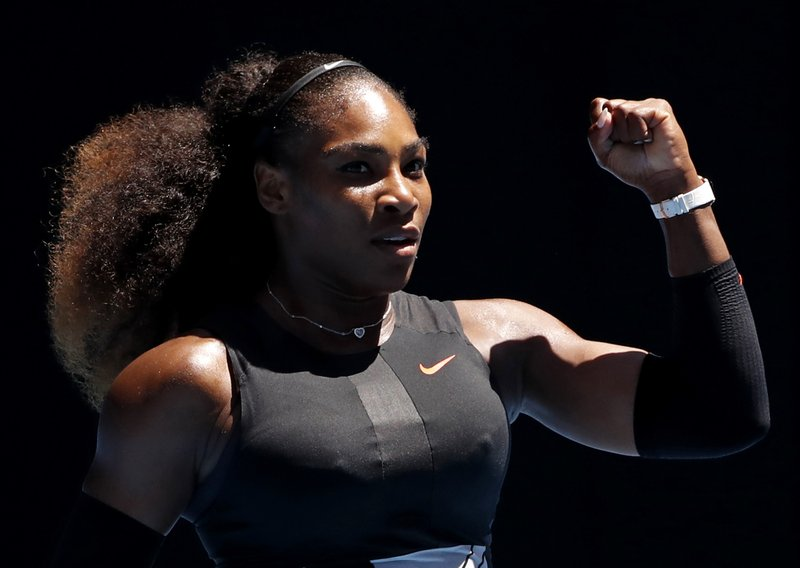 Serena Williams champions issues on — and off — tennis court