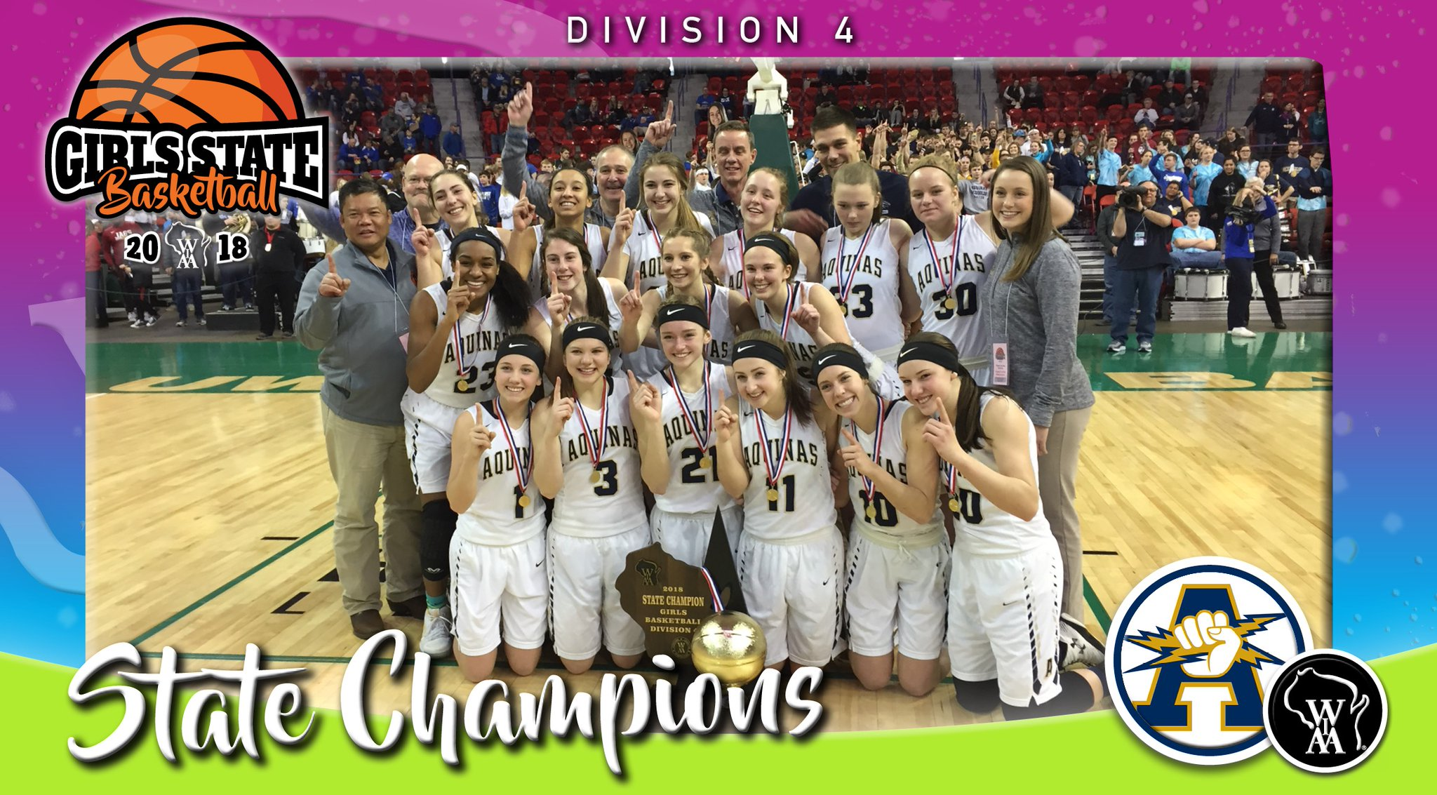 Aquinas gets redemption in winning state championship