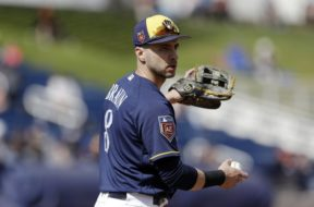 Brewers Ryan Braun 1b AP