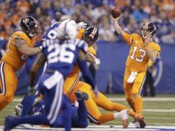 Broncos Trevor Simeon AP