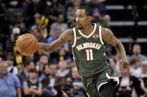 Bucks Brandon Jennings back AP