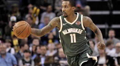 Bucks Brandon Jennings back AP