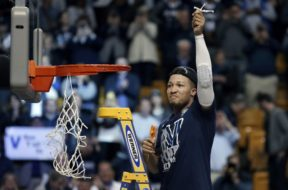 NCAA FInal Four net Villanova AP