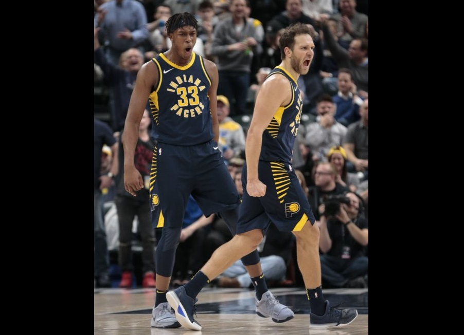 Bucks can't contain … Bogdanovic in loss to Pacers