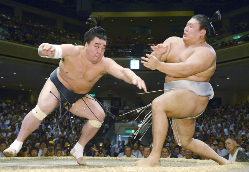 Japan's ancient sport of sumo needs some brighter days