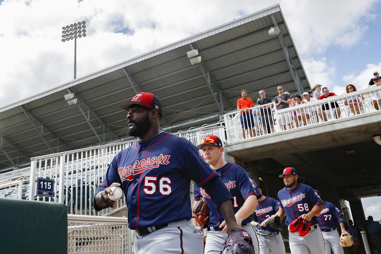 Now on 9th team, 41-year-old Rodney aims to boost Twins