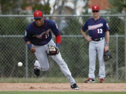 Twins Jorge Polanco AP