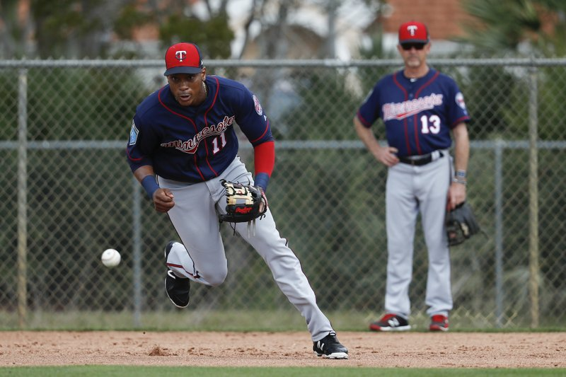 Polanco suspension hits Twins hard; Escobar next up at SS