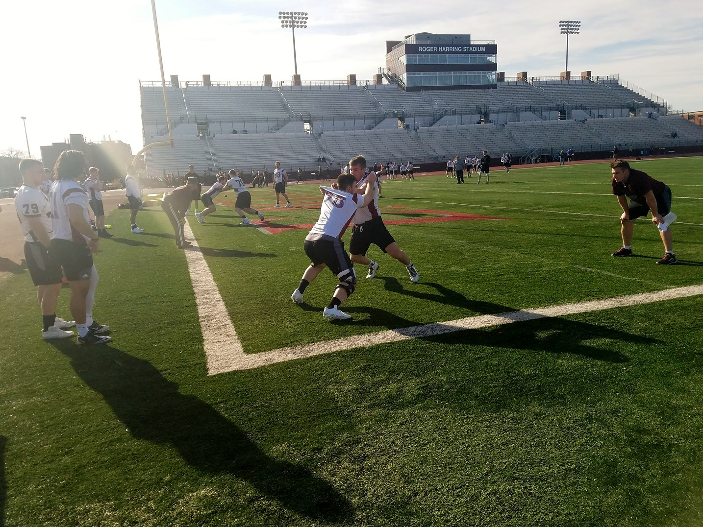 UW-L setting high expectations for itself as spring football gets underway